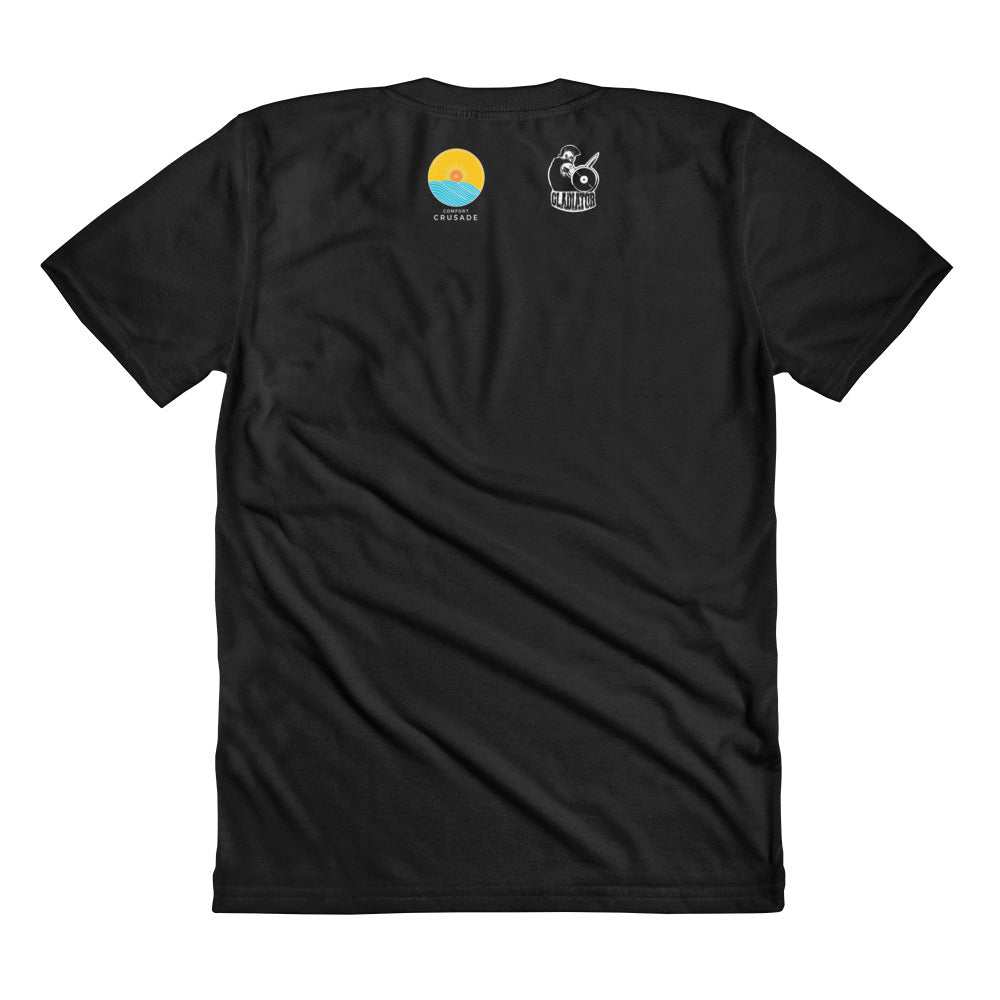 Sunset by Juliana LIVE Women's T-shirt - The Comfort Crusade Shopping Lounge