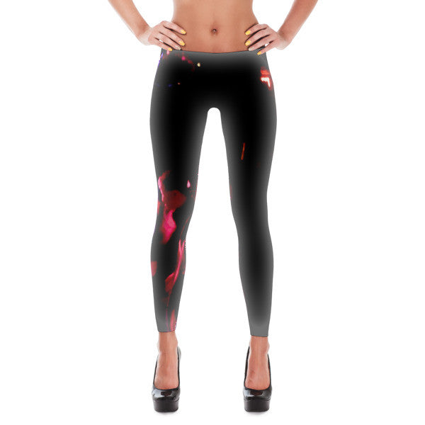Comfort Crusade Super Duper Superhero(ine) Leggings - The Comfort Crusade Shopping Lounge