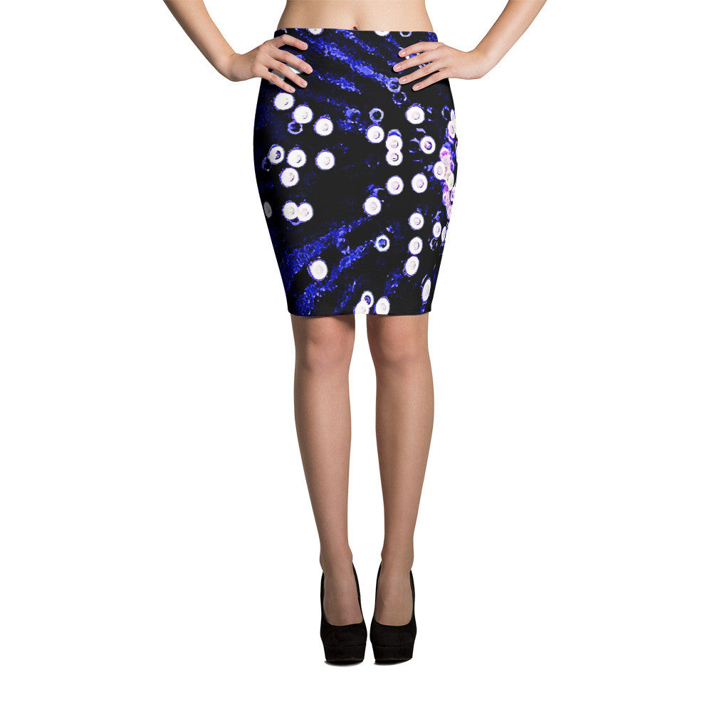 Comfort Crusade Hyperspace Pencil Skirts - The Comfort Crusade Shopping Lounge