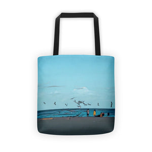 Comfort Crusade Pompano Tote bag - The Comfort Crusade Shopping Lounge