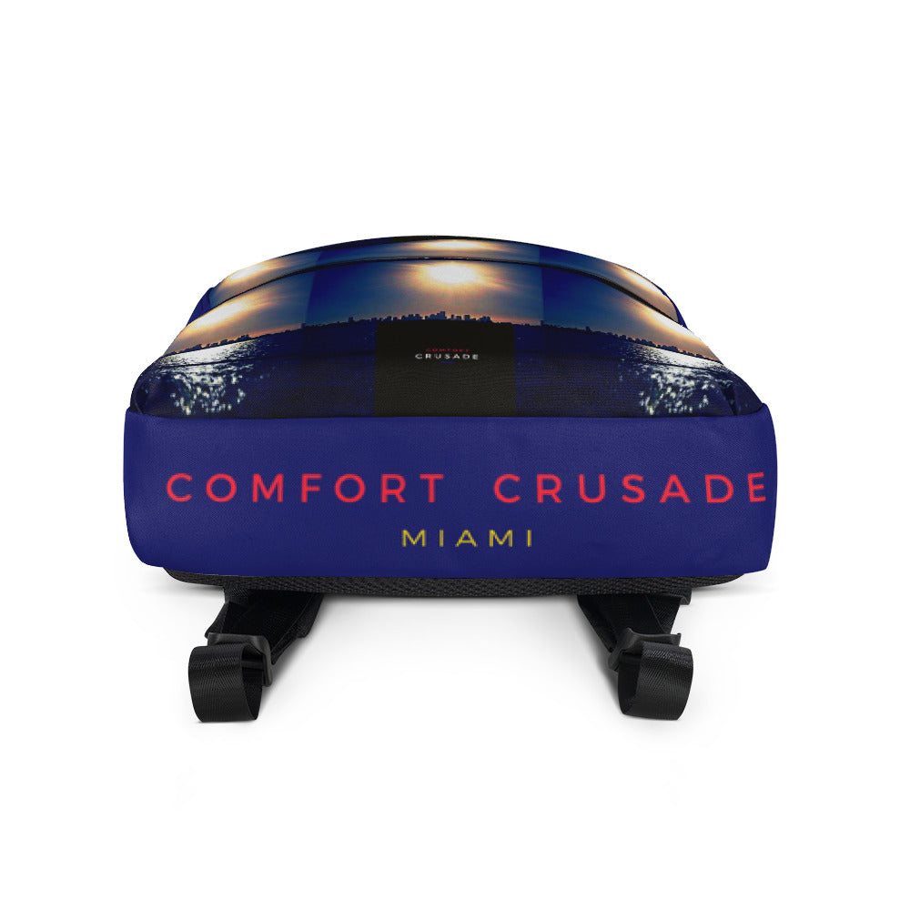 Comfort Crusade Biscayne Bay Backpack - The Comfort Crusade Shopping Lounge