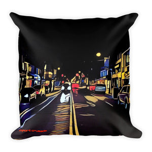 Comfort Crusade Neighborhood Hero(ine) Pillow - The Comfort Crusade Shopping Lounge