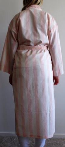 Rosie Peach Bathrobe