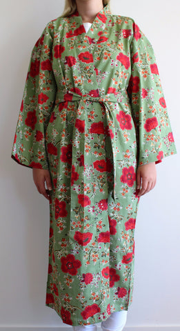Poppy Bathrobe