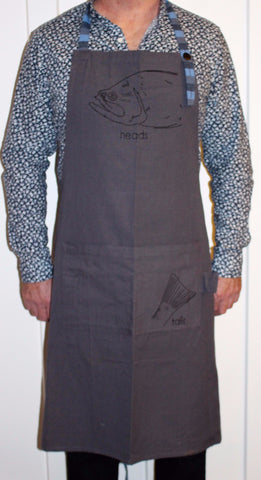 Fishing Apron & Tea Towel