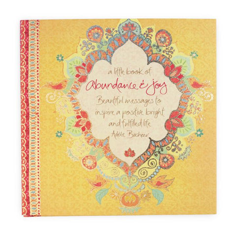 Abundance and Joy Quote Book | Carpe Diem with Remi