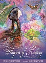 Whispers Of Healing Oracle Cards | Carpe Diem with Remi