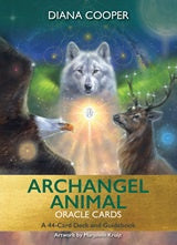 Archangel Animal Oracle Cards | Carpe Diem with Remi