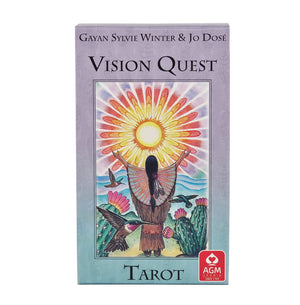 Vision Quest Tarot Deck | Carpe Diem With Remi
