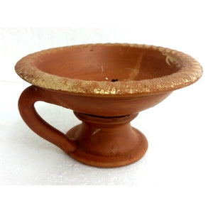 Charcoal Holder | Terracotta | Carpe Diem with Remi