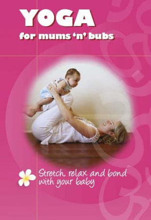 Yoga | for | Mums n Bubs | DVD | Carpe Diem with Remi