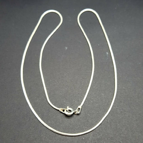 Chain | Snake | 45 cm | Sterling Silver | Carpe Diem with Remi