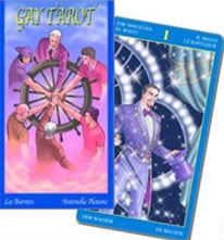 Gay Tarot Deck | Carpe Diem with Remi