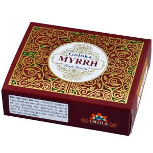Myrrh Resin Goloka 30 Gram Pack