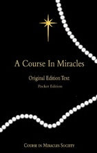 Course In Miracles Original Text Pocket Ed | Carpe Diem with Remi