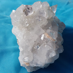 Apophyllite Cluster Light-filled