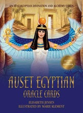 Auset | Egyptian Oracle Cards | Rockpool | Carpe Diem with Remi