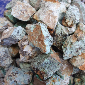 Turquoise Raw Chunks From | Carpe Diem with Remi