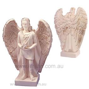 Archangel Uriel Figurine - Carpe Diem With Remi