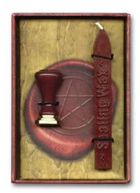 Magic Sealing Wax Kit | Carpe Diem with Remi
