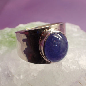 Ring Tanzanite Size 8.5 | Carpe Diem with Remi