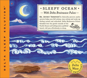 Sleepy Ocean CD | Carpe Diem with Remi