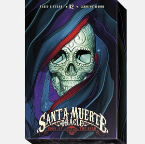 Santa Muerte Oracle Deck | Carpe Diem With Remi
