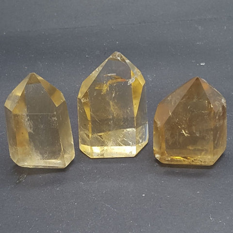 Generator | Citrine | Natural | Small | Carpe Diem with Remi