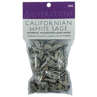 White Sage Californian Loose 20 Gram | Carpe Diem with Remi