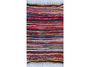 Rug Recycled Velvet Tibet | Carpe Diem with Remi