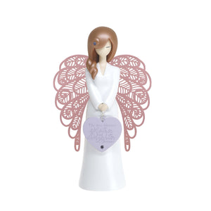 Figurine Angel Mother and Daughter 155 cm | Carpe Diem With Remi