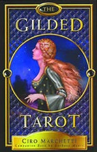 Gilded Tarot Deck  | Carpe Diem with Remi