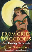 From Grief To Goddess Healing Cards | Carpe Diem with Remi