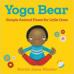 Yoga Bear - Simple Animal Poses for Little Ones | Carpe Diem with Remi