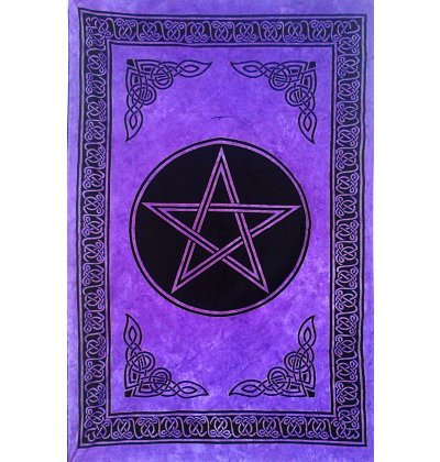 Tapestry Pentacle Large | Carpe Diem with Remi