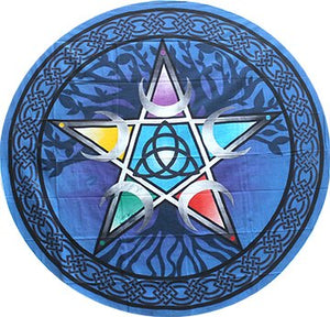 Tapestry Pentacle Colours | Carpe Diem with Remi