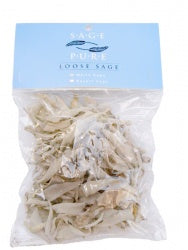 White Sage Pure Loose Smudge  Leaf USA | Carpe Diem With Remi