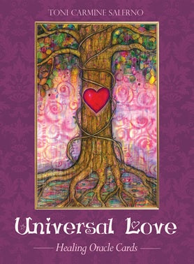 Universal Love Healing Oracle Cards, Updated Edition