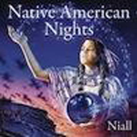 Native American Nights CD | Carpe Diem with Remi