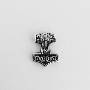 Pendant | Thor's Hammer | Medium | Carpe Diem with Remi