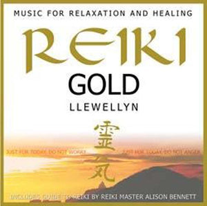 Reiki Gold CD | Carpe Diem with Remi