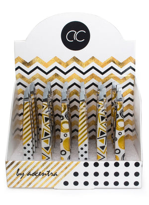 Tweezers | Black and Gold | Sale | was  | $5.95 | Carpe Diem with Remi