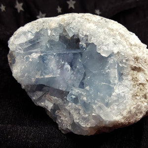 Celestite Egg | Carpe Diem with Remi