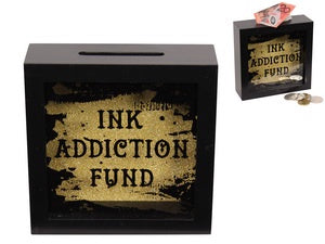 Money Box | Ink Addiction | Carpe Diem with Remi