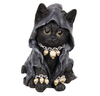 Statue Cat Witch Gothic