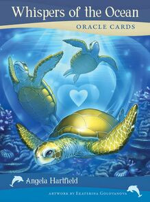 Whispers of The Ocean Oracle Cards | Carpe Diem With Remi