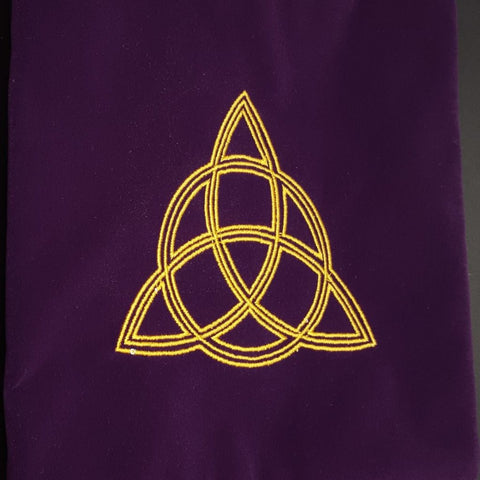 Altar Cloth Triple Goddess | Carpe Diem with Remi