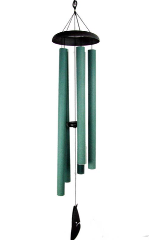Windchime Green Natures Melody 130cm | Carpe Diem With Remi