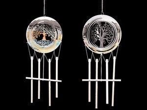 Wind Chime | Tree of Life | Silver | Carpe Diem with Remi