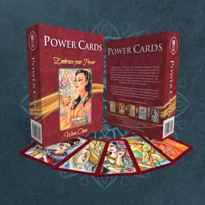 Power Cards | Embrace your Power | Carpe Diem with Remi